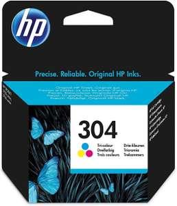 HP N9K05AE 304 Original Ink Cartridge, Tri-Colour, Single Pack £10.49 (Prime) / £14.98 (non Prime) at Amazon
