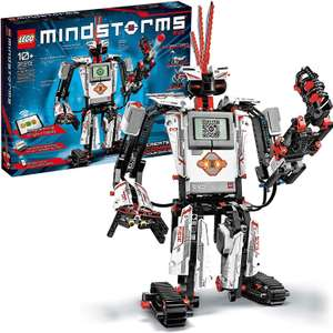 LEGO MINDSTORMS EV3 Toy Robot Building Kit (31313) - £166.50 (free click and collect) @ Argos