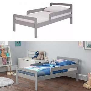 Argos Home Ellis Toddler Bed Frame - Grey - £66.66 Click & Collect / £70.61 Delivered @ Argos