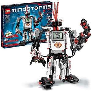 LEGO Mindstorms: EV3 Robot Coding Robotics Kit (31313) for £166.50 delivered @ Amazon
