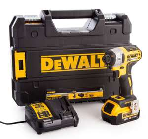 DeWalt DCF887M1-GB with free tool apron (worth £15) with free P&P - £149.98 @ Toolstop