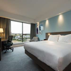 4 nights in September Hampton By Hilton Edinburgh West End including breakfast, £176 via Booking.com