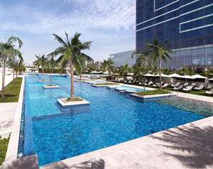 5* Fairmont Bab al Bahr, Abu Dhabi HB ( £58pppn ) dates in Dec 2021 Travel Republic