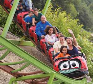 Adults and Child Day Passes £14.50 each @ Lightwater Valley