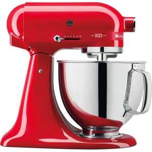 KitchenAid Queen of Hearts Artisan 4.8L tilt-head stand mixer £524.25 with code @ KitchenAid