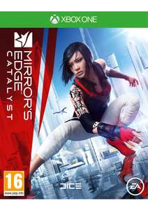 [Xbox One] Mirrors Edge Catalyst - £2.99 - Simply Games
