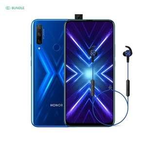 Honor 9x 128GB 4GB Smartphone + Free Headphones - 4000mAh/Kirin 710f - £179.99 With Code @ Honor UK