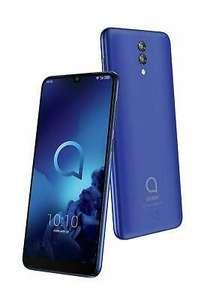 "Alcatel 3L 4.95"" Smartphone 4G 16GB 2GB RAM Android Blue Unlocked Seller refurbished - £49 @ Tesco outlet / ebay"