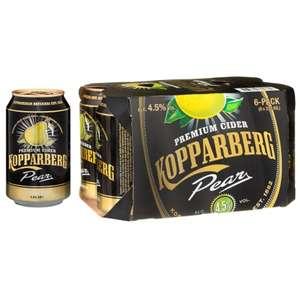 Kopparberg Pear 15x330ml cans £8.80 @ Tesco, Buckshaw Village