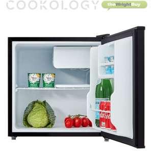 Cookology Black or White Table Top Mini Fridge & Ice Box Freezer for £67.99 delivered @ eBay/thewrightbuyltd