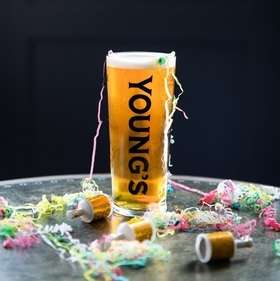 Free alcoholic or soft drink on Young's pubs app 17/9/20