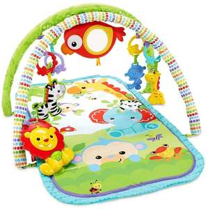 Fisher-Price 3in1 Musical Activity Gym £7.50 at boots Dewsbury