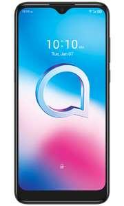 Alcatel 3L (2020) Dual - Chameleon Blue 64GB NFC Smartphone - £85 + £10 Top Up @ Vodafone