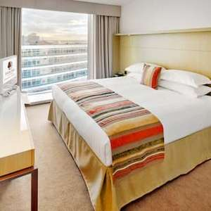 Manchester Doubletree Hilton, outside Piccadilly Station 4 star hotel, great views £43-68 a night + free cancellation @ Hilton