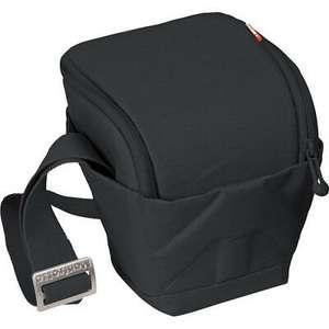 Manfrotto Vivace 10 Black Holster for DSLR + Bridge Cameras (Black/White/Blue), £8.99 at gwcameras / ebay