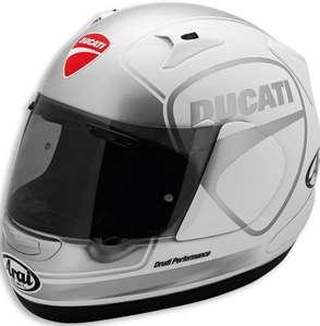 Ducati Shield 14 Helmet by Arai £249 @ M&P Direct