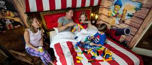 LEGOLAND Midweek stays reduced with free room upgrade