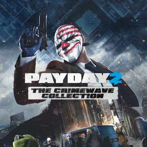 Payday 2: The Crimewave Collection (Xbox One) £7.79 @ CDKeys (Includes All DLC)