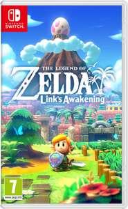 The Legend of Zelda link's awakening (Nintendo switch) - £22 at Asda (golborne)