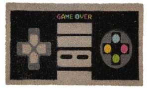 Brown Game Over Door Mat 46x75cm - £6.99 +£1.99 C&C @ TK Maxx