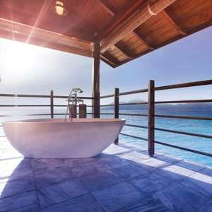 5* Enchanted Island Seychelles. December 6th. Private Pool villa 7 nights HB 2 persons £4587 @ Travel Republic
