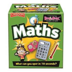 Mini Brainbox games £4.99 or less + £2.99 P&P at Calendar Club