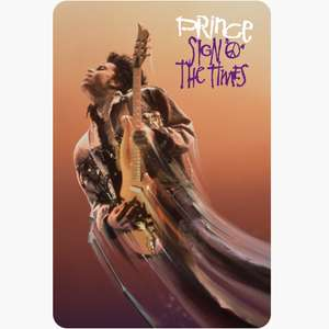 Prince - Sign O' the Times (HD) £1.99 @ iTunes