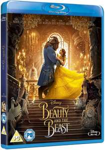 Beauty and The Beast (Live Action) [Blu-ray] [2017] £3.60 @ Amazon (£2.99 p&p non prime)