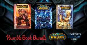 Humble Book Bundle: World of Warcraft's Legends Library by Blizzard Publishing - 74p Onwards @ Humble Bundle