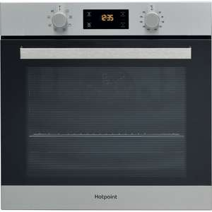 Hotpoint Class 3 SA3 544 C IX Built-in Oven - Stainless Steel £164.99 at Hotpoint Clearance Store
