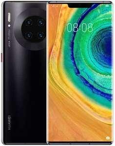 Huawei Mate 30 Pro 128GB Black Unlocked Refurbished Pristine £469 at handtec