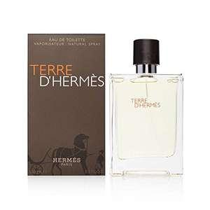 Terre D'Hermes by Hermes Eau De Toilette For Men, 100 ml £57.76 in Amazon Prime Day sale