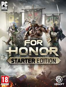 For Honor - Starter Edition [PC Code - Uplay] - £2.79 @ Amazon Prime