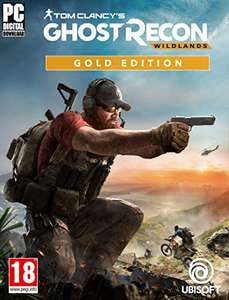 [PC uPlay] Tom Clancy's Ghost Recon Wildlands - Year 2 Gold Edition - £4.42 - Amazon (Prime Exclusive)