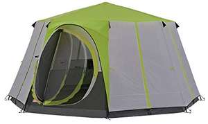 Coleman Tent Octagon 6 Man Festival Dome Tent - £169.99 delivered with Prime at Amazon