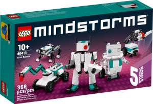 Free LEGO Mindstorms 40413 Mini Robots with all purchases over £100 (more offers in post) @ LEGO