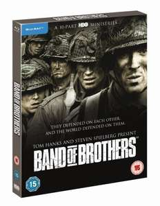 Band Of Brothers (Blu-ray) - £12.95 Delivered with code @ Warner Bros Shop