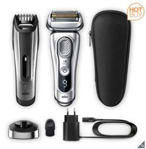 Braun Series 9 9350VS Electric Shaver with Charging Stand + BT5090 Beard Trimmer £159.99 Delivered @ Costco