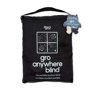 The Gro Company Gro Anywhere Portable Blackout Blind Ollie The Owl - £24.99 Argos free click & collect