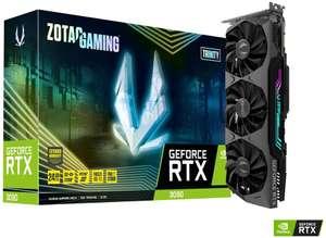Zotac RTX 3090 Trinity 24GB GDDR6X Ray-Tracing Graphics Card - £1415.74 @ Amazon