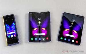 Samsung Galaxy Fold 5G 512 GB 12 GB RAM, Dual SIM Smartphone Black - £869.43 @ Amazon Germany