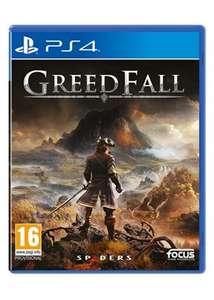 GreedFall (PS4) £19.85 delivered at Base