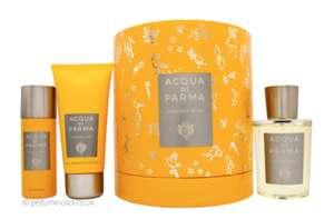 Acqua di Parma Colonia Pura Gift Set 100ml EDC + 75ml Shower Gel + 50ml Deodorant Spray - £56.50 delivered @ Perfume Click
