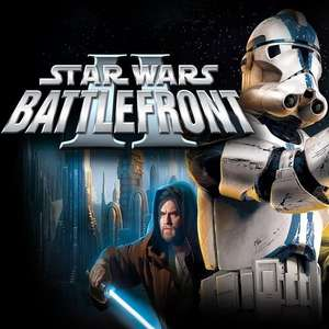 [Steam] STAR WARS Battlefront II (Classic) (PC) - £1.36 @ Fanatical