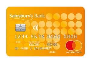 10000 Nectar points = £50/£100 Sainsbury's Credit Card - Sainsbury's bank