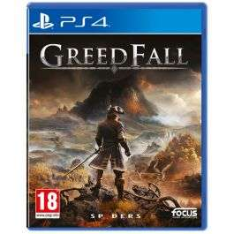 Greedfall PS4 - £16.96 @ The Game Collection