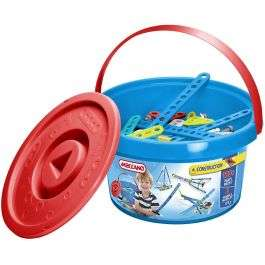 Meccano Construction 100 Pieces Blue Bucket, £12.99 delivered with free UK mainland delivery @ BargainMax