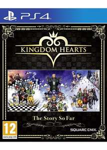 Kingdom Hearts: The Story so far (PS4) £14.85 Delivered @ Base