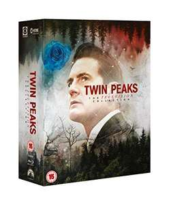 Twin Peaks Seasons 1-3 (everything except Fire Walk With Me) Blu-ray Boxset £28.99 at Amazon