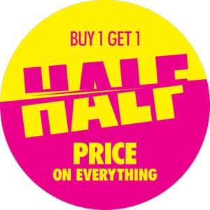 Calender club - Buy one get one half price (Free Delivery over £10)
